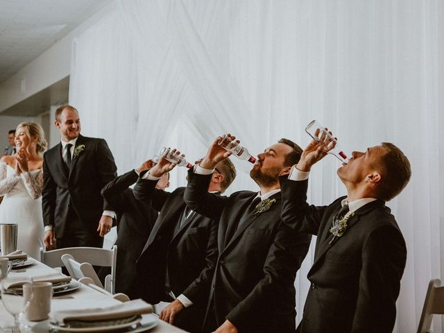 Dylan and Janelle's wedding in Steinbach, Manitoba 18