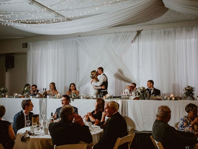 Dylan and Janelle's wedding in Steinbach, Manitoba 19