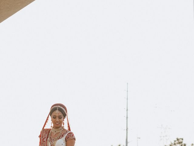 Nirdosh and Rima's wedding in Mississauga, Ontario 3
