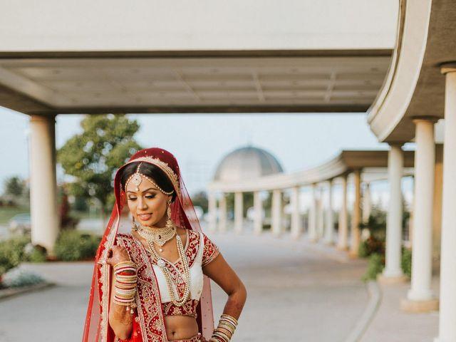 Nirdosh and Rima's wedding in Mississauga, Ontario 5