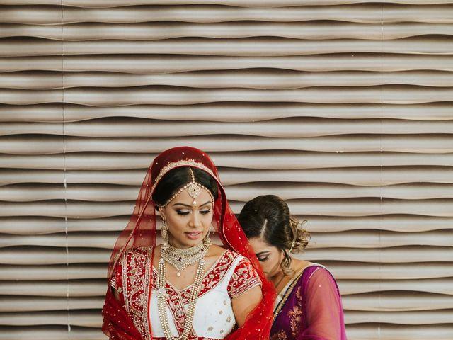 Nirdosh and Rima's wedding in Mississauga, Ontario 8