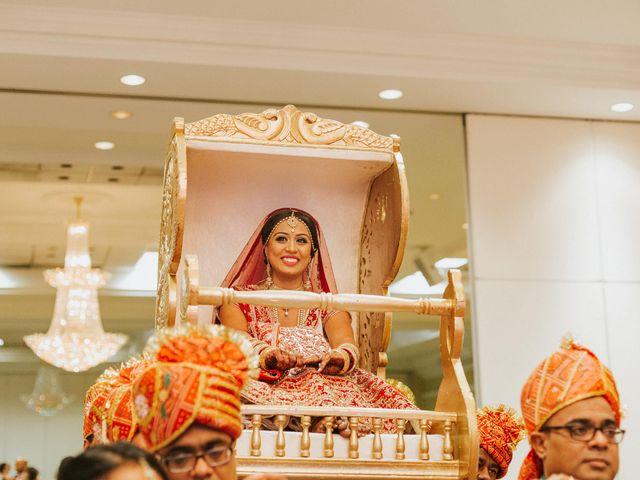 Nirdosh and Rima's wedding in Mississauga, Ontario 9