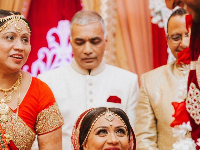 Nirdosh and Rima's wedding in Mississauga, Ontario 11