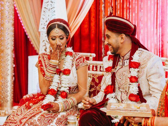 Nirdosh and Rima's wedding in Mississauga, Ontario 12