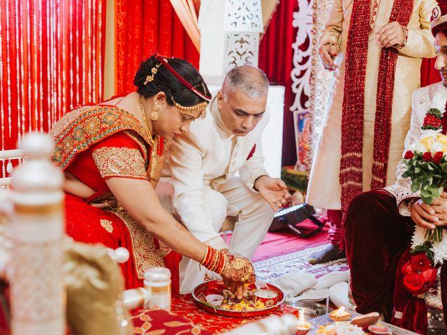 Nirdosh and Rima's wedding in Mississauga, Ontario 14