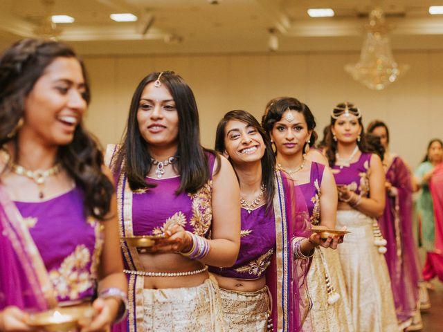 Nirdosh and Rima's wedding in Mississauga, Ontario 15