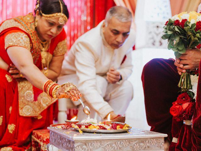 Nirdosh and Rima's wedding in Mississauga, Ontario 16
