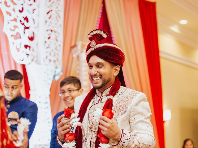 Nirdosh and Rima's wedding in Mississauga, Ontario 17