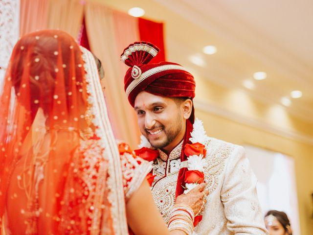 Nirdosh and Rima's wedding in Mississauga, Ontario 19