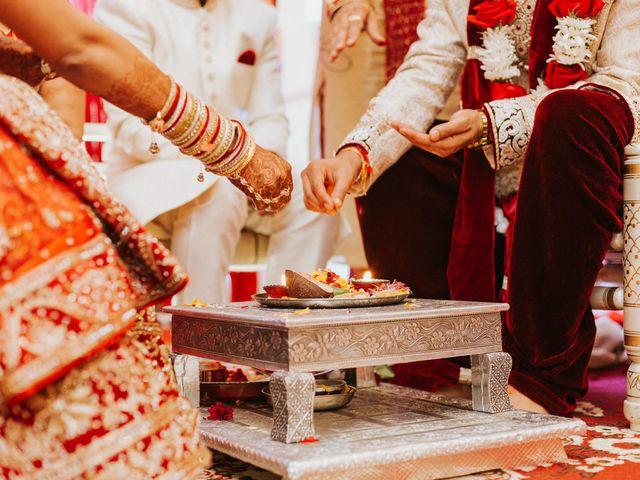 Nirdosh and Rima's wedding in Mississauga, Ontario 22