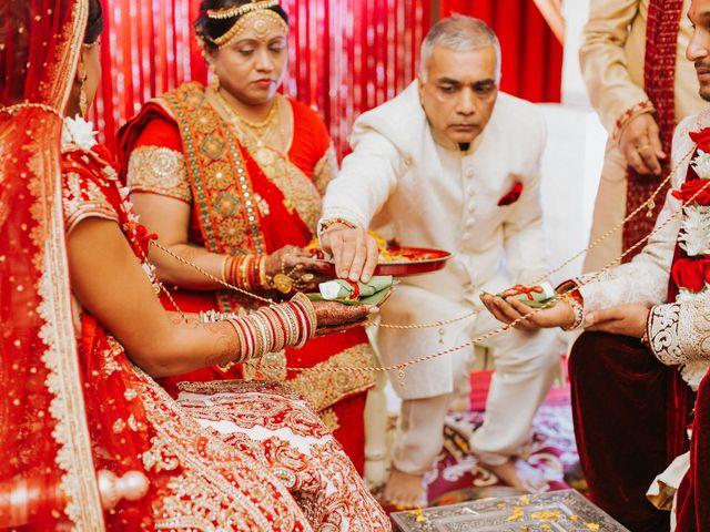 Nirdosh and Rima's wedding in Mississauga, Ontario 25