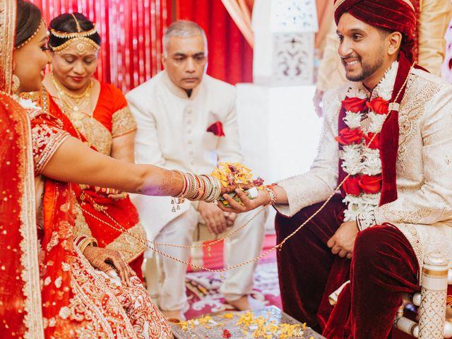 Nirdosh and Rima's wedding in Mississauga, Ontario 28