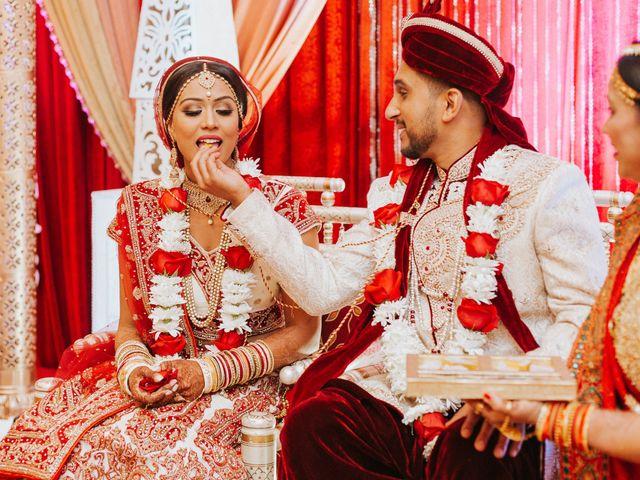 Nirdosh and Rima's wedding in Mississauga, Ontario 29