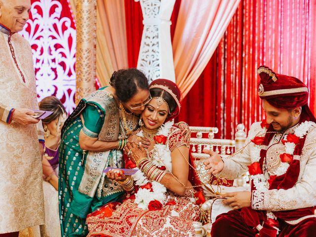 Nirdosh and Rima's wedding in Mississauga, Ontario 30