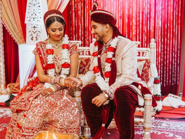 Nirdosh and Rima's wedding in Mississauga, Ontario 31