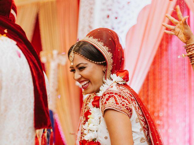 Nirdosh and Rima's wedding in Mississauga, Ontario 32