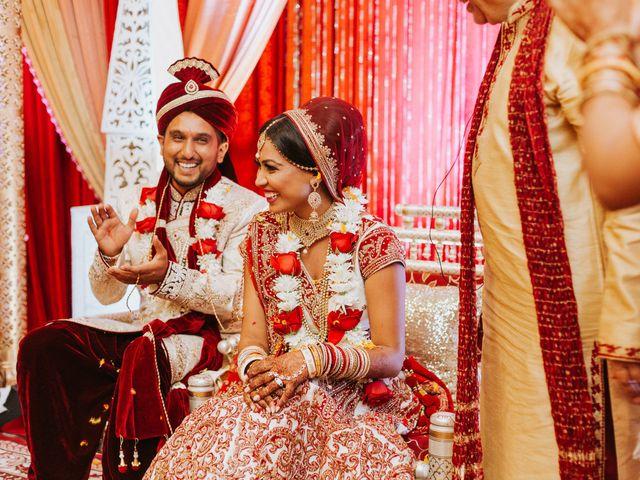 Nirdosh and Rima's wedding in Mississauga, Ontario 33