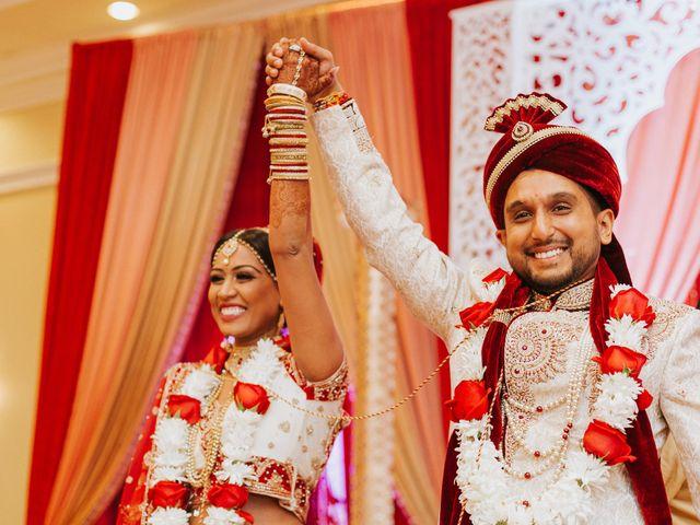 Nirdosh and Rima's wedding in Mississauga, Ontario 35