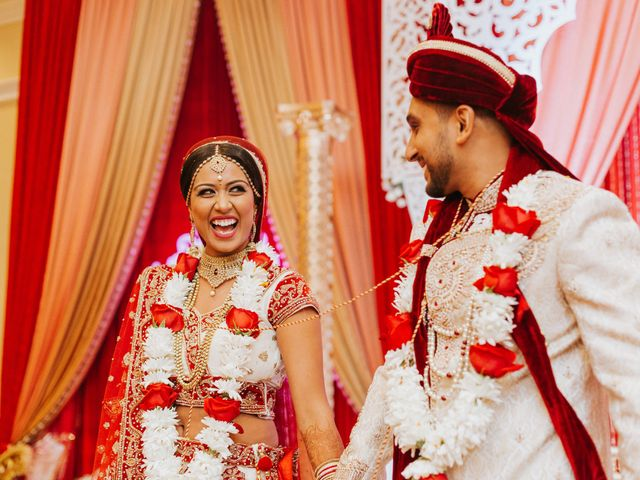Nirdosh and Rima's wedding in Mississauga, Ontario 36