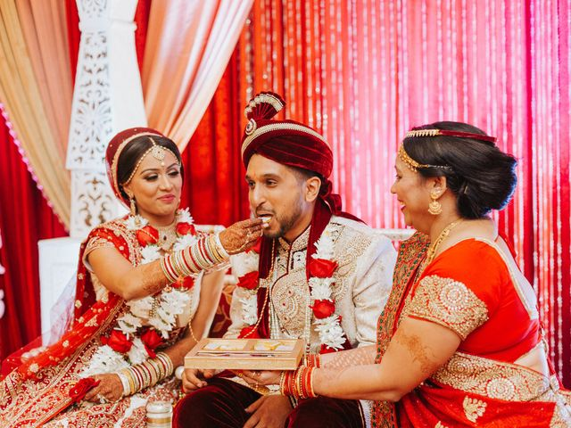 Nirdosh and Rima's wedding in Mississauga, Ontario 37