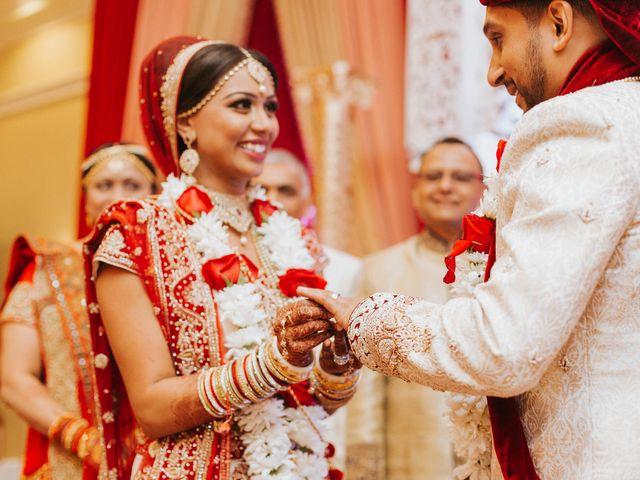Nirdosh and Rima's wedding in Mississauga, Ontario 40