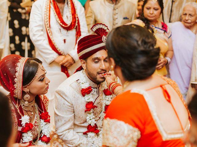 Nirdosh and Rima's wedding in Mississauga, Ontario 44