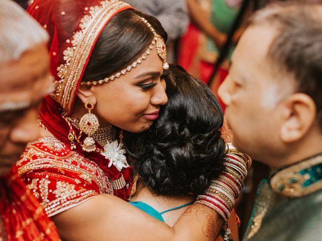 Nirdosh and Rima's wedding in Mississauga, Ontario 46