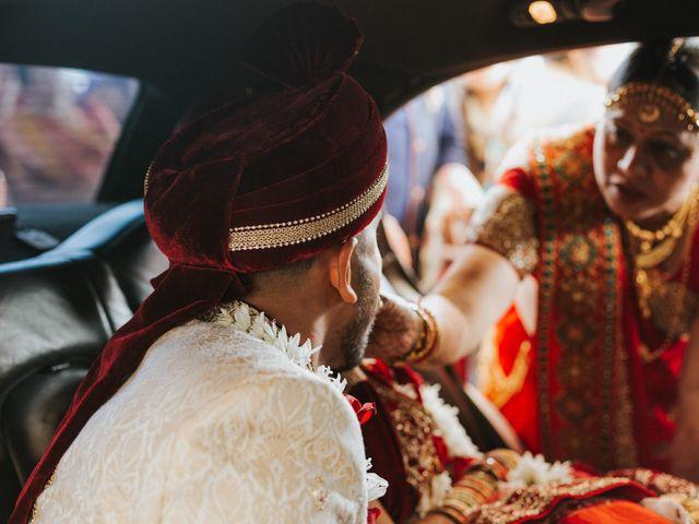 Nirdosh and Rima's wedding in Mississauga, Ontario 50