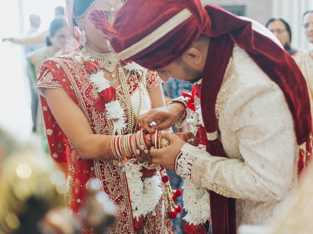 Nirdosh and Rima's wedding in Mississauga, Ontario 56