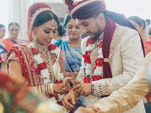Nirdosh and Rima's wedding in Mississauga, Ontario 57