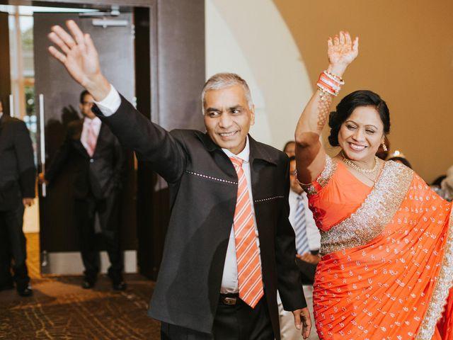 Nirdosh and Rima's wedding in Mississauga, Ontario 58