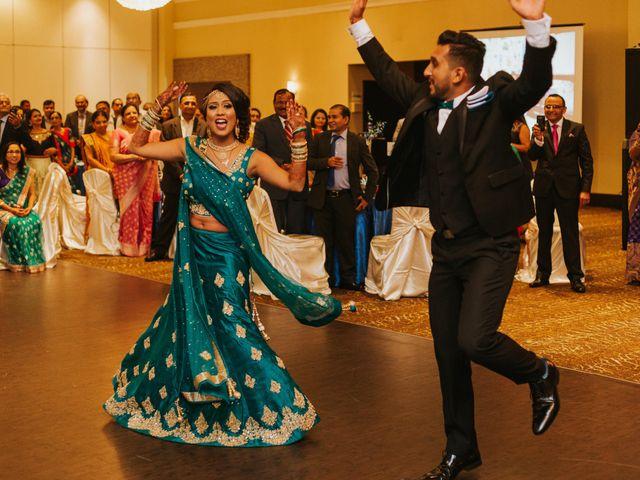 Nirdosh and Rima's wedding in Mississauga, Ontario 75