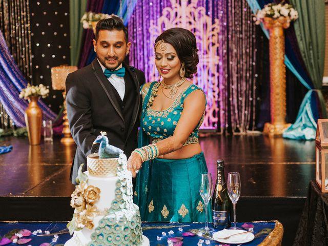 Nirdosh and Rima's wedding in Mississauga, Ontario 2