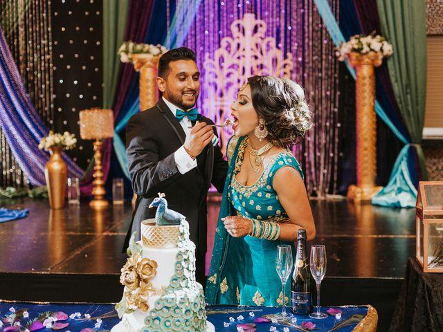 Nirdosh and Rima's wedding in Mississauga, Ontario 77