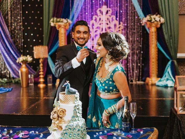 Nirdosh and Rima's wedding in Mississauga, Ontario 78
