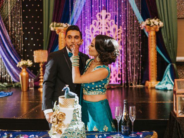 Nirdosh and Rima's wedding in Mississauga, Ontario 79