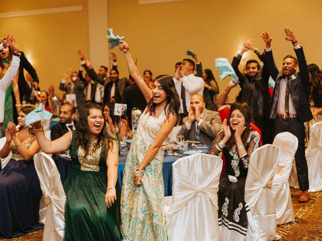 Nirdosh and Rima's wedding in Mississauga, Ontario 90