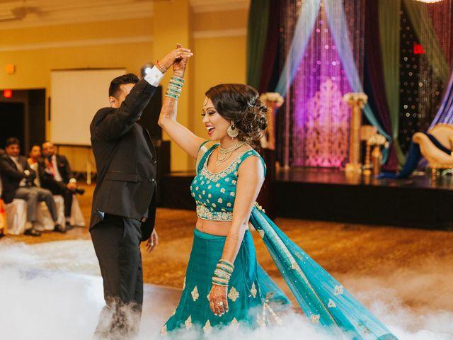 Nirdosh and Rima's wedding in Mississauga, Ontario 100
