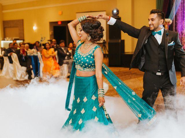 Nirdosh and Rima's wedding in Mississauga, Ontario 101