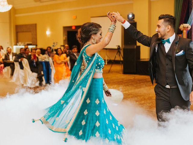 Nirdosh and Rima's wedding in Mississauga, Ontario 102