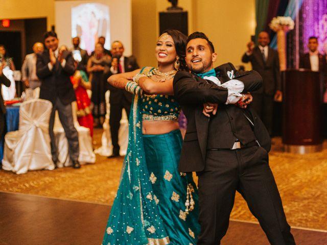 Nirdosh and Rima's wedding in Mississauga, Ontario 107