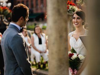 The wedding of Katherine and Nizar 1