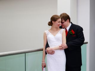 The wedding of Courtney and Brett 2