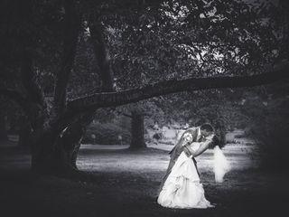 The wedding of Katrina and Steve 1