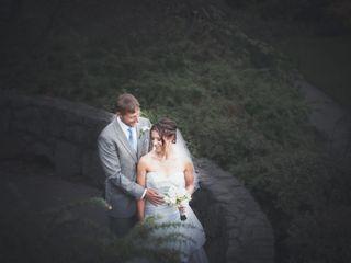 The wedding of Katrina and Steve 2