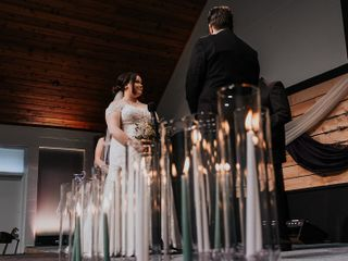 The wedding of Gabby and Brad 2