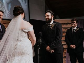 The wedding of Gabby and Brad 3