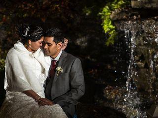 The wedding of Jevita and Jason