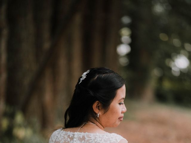 Anne and Jerome's wedding in Burnaby, British Columbia 24
