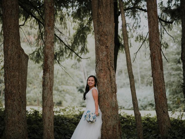 Anne and Jerome's wedding in Burnaby, British Columbia 26